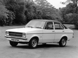 Ford Escort II Facelift Saloon