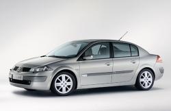 Автомобиль Renault Megane II (M0) EUDM, год выпуска 2002 - 2009