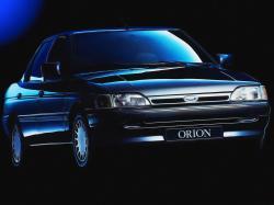 福特 Orion III (GAL) 三厢
