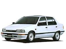 Daihatsu Charade wheels and tires specs icon