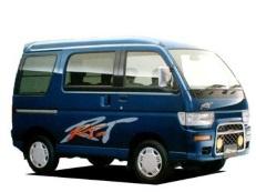 Daihatsu Atrai S100 Van