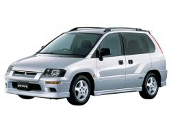 Mitsubishi RVR wheels and tires specs icon