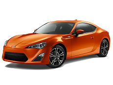 Scion FR-S wheels and tires specs icon