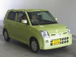 Nissan Pino Hatchback