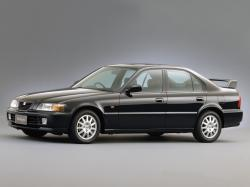 Honda Rafaga wheels and tires specs icon