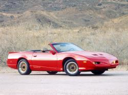 Pontiac Firebird F-body III Cabrio