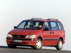 Opel Sintra MPV