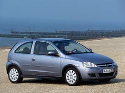 Opel Corsa C (X01) Hatchback