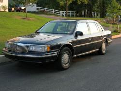 Lincoln Continental VIII Saloon