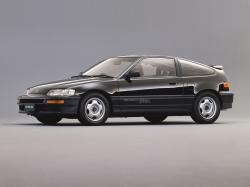 Honda CR-X II Coupe