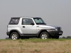 SsangYong Korando II Open Off-Road Vehicle