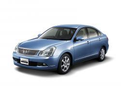 Nissan Bluebird Sylphy II (G11) Saloon
