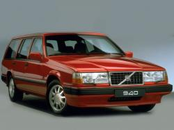 Volvo 940 wheels and tires specs icon