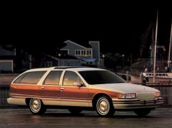 Buick Roadmaster wheels and tires specs icon