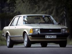 Ford Granada wheels and tires specs icon
