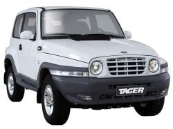 TagAZ Tager wheels and tires specs icon