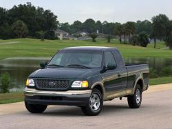 Ford F-150 X (PN-96) Pickup Extended Cab