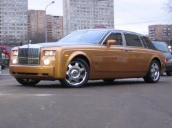 Rolls-Royce Phantom VII Saloon