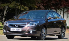 Renault Samsung SM5 wheels and tires specs icon