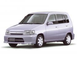 Nissan Cube I (Z10) Hatchback