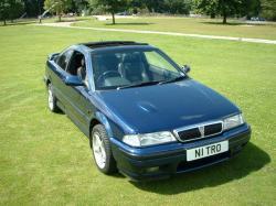 Rover 200 II (XW) Coupe