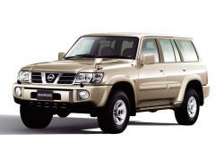 Nissan Safari wheels and tires specs icon