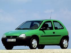 Opel Corsa B (S93) Hatchback
