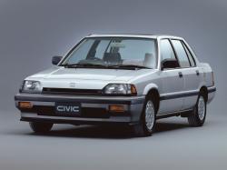 Автомобиль Honda Civic AG/AH/AJ/AK/AT/EC/SB JDM, год выпуска 1983 - 1987