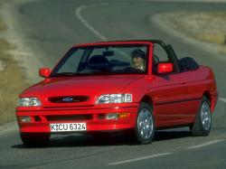 Ford Escort V Convertible