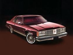 Oldsmobile 98 X C-platform Coupe
