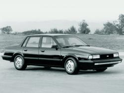 Chevrolet Celebrity wheels and tires specs icon