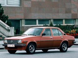 Opel Ascona C Saloon