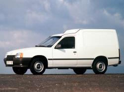 Opel Kadett E Box