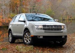 Lincoln MKX wheels and tires specs icon