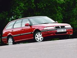 Rover 400 wheels and tires specs icon