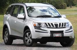 Mahindra XUV500 wheels and tires specs icon