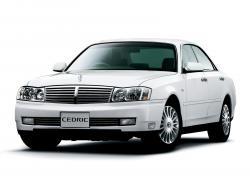 Nissan Cedric X (Y34) Saloon