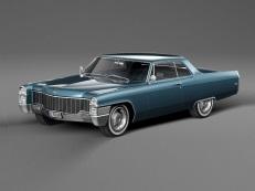 Cadillac Eldorado C-body V Coupe
