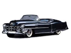 Cadillac Eldorado C-body I Convertible