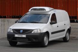 Dacia Logan I Facelift Van