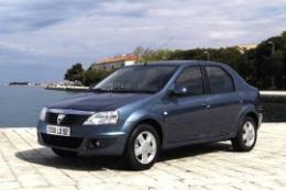 Dacia Logan I Facelift Limousine