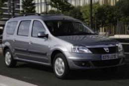 Dacia Logan I Facelift MCV