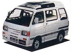 Daihatsu Atrai S80 Van