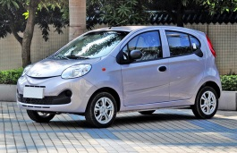 Chery Q wheels and tires specs icon