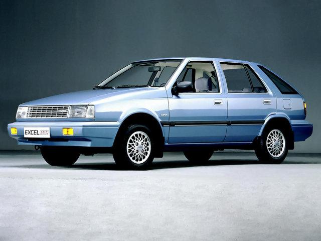Hyundai Excel X1 Hatchback