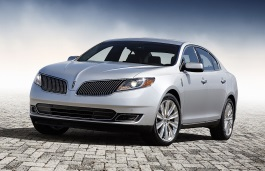 Lincoln MKS wheels and tires specs icon