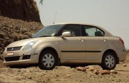 Maruti Swift DZire wheels and tires specs icon