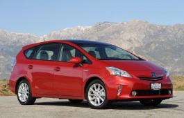 Toyota Prius+ wheels and tires specs icon