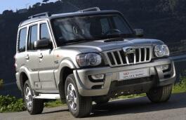 Mahindra Goa wheels and tires specs icon