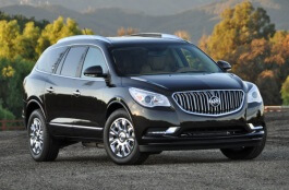 Buick Enclave I Restyling SUV